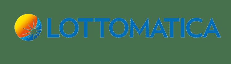 Il logo di lottomatica