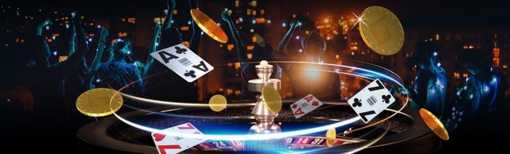 casino live croupier show